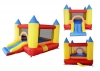 Dream Castle Bounce House With Slide